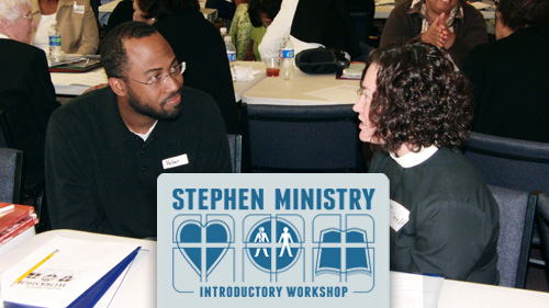 Stephen Ministry Workshops
