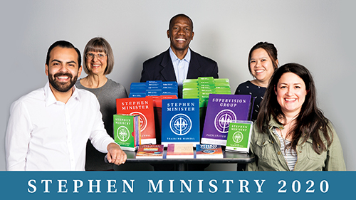 Stephen Ministry 2020