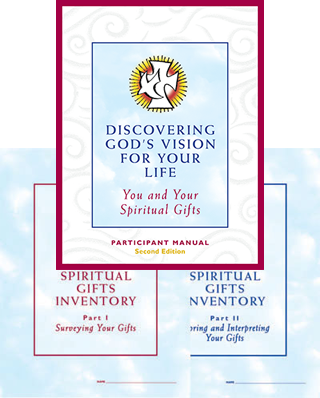 Discovering gods vision for your life you and your spiritual gifts participant resources negle Image collections