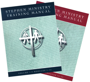 resources stephen ministers use in training rh stephenministries org church ministers training manual associate minister training manual